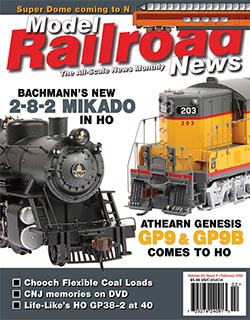 The First GP38-2 in HO - Model Railroad News