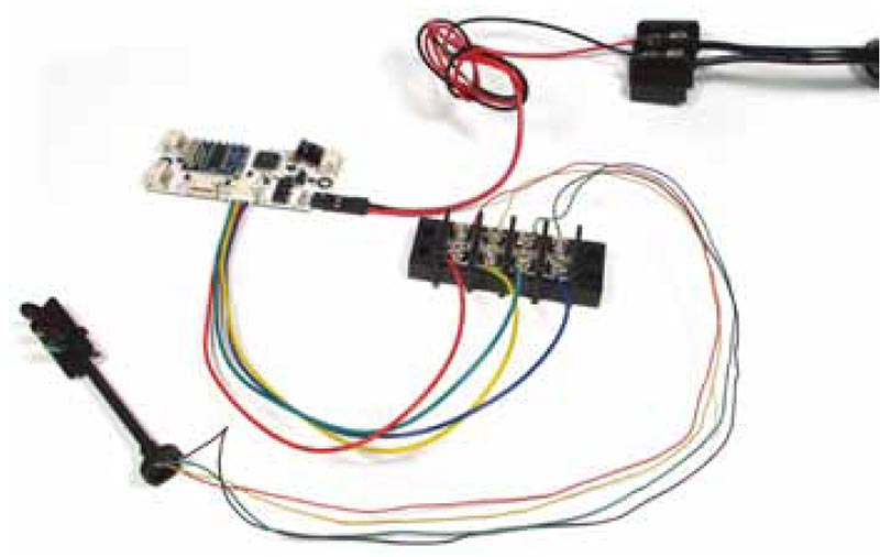 Electrical wiring lighting accessories on mrc light genie model railroad news Wiring a Lamp Electical Wiring Diagrams