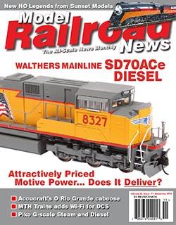 Accucraft Rio Grande Caboose in O scale - Model Railroad News