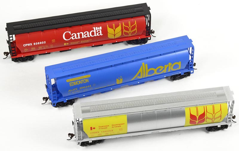 Bachmann Canadian grain hopper