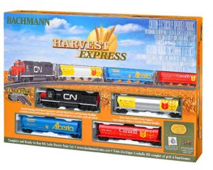 Bachmann Harvest Express Train Set
