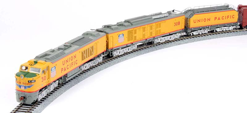 ScaleTrains Union Pacific Turbine in HO scale
