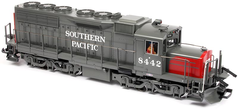 LGB's Freelanced Southern Pacific SD40