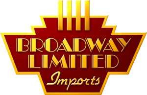 Exclusive Run Program from Broadway Limited