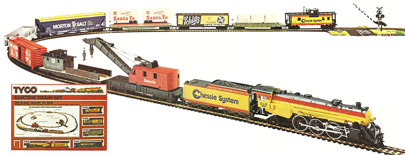 Chessie Steam Special