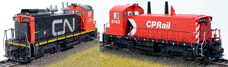 Rapido Trains announces SW1200RS in HO scale