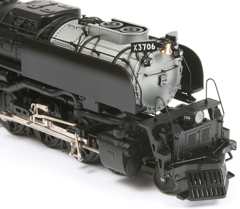 Trix Returns with 4-6-6-4 Challenger in HO Scale - Model