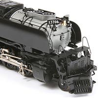Trix Returns with 4-6-6-4 Challenger in HO Scale