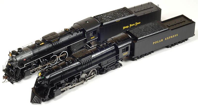 Lionel Polar Express In Ho Scale Model Railroad News