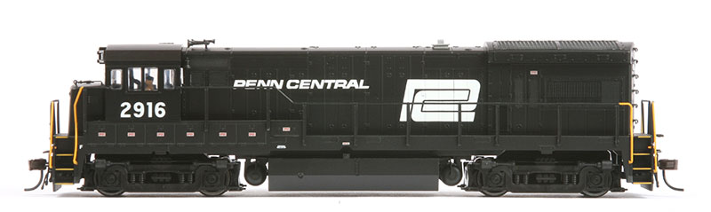 Atlas Penn Central U33B