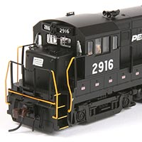 Atlas Master Line Penn Central GE U33B in HO Scale