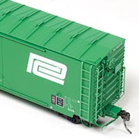 Penn Central General American 50′ Boxcar from Moloco in HO