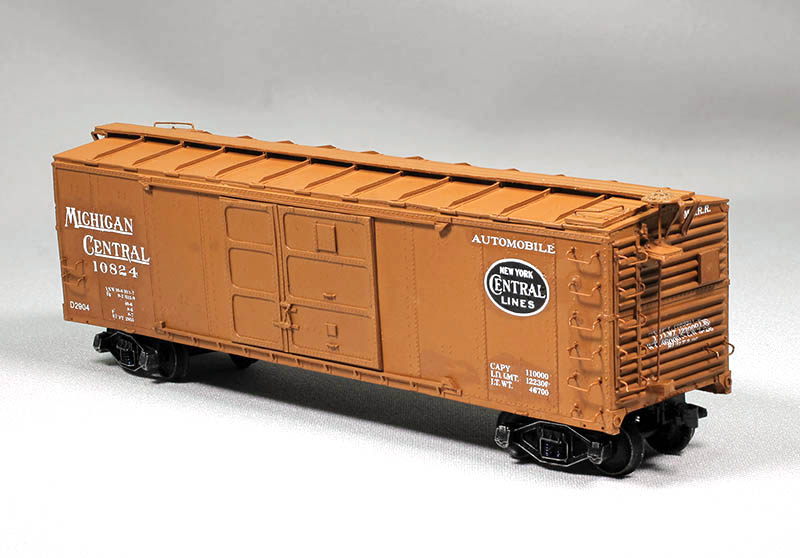 Westerfield Auto Boxcar