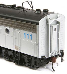 Athearn Genesis EMD FP7