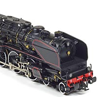 A Star is Born: Trix SNCF class 241-A Steam Locomotive in HO Scale