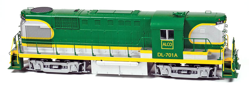 American Models Alco RS-11