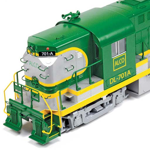 New Alco RS-11 by American Models in S Scale