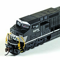 New Dash 8 Diesels from Bachmann Trains in N Scale