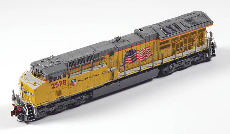 ScaleTrains GEVO N Scale