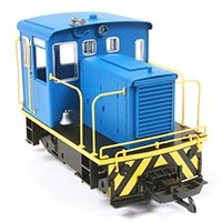 25 Tons of Fun! Piko's GE Switcher in G Scale