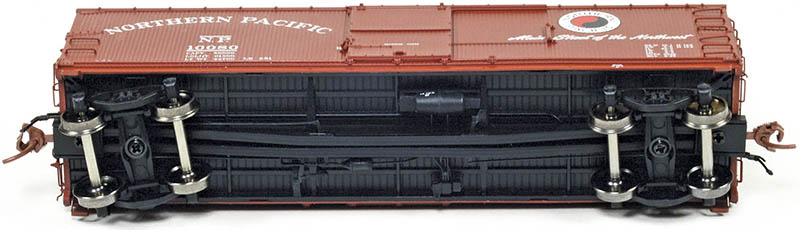 Northern Pacific Boxcar by Rapido Trains