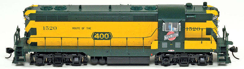 Walthers Proto Standout Chicago & North Western GP7 in HO Scale