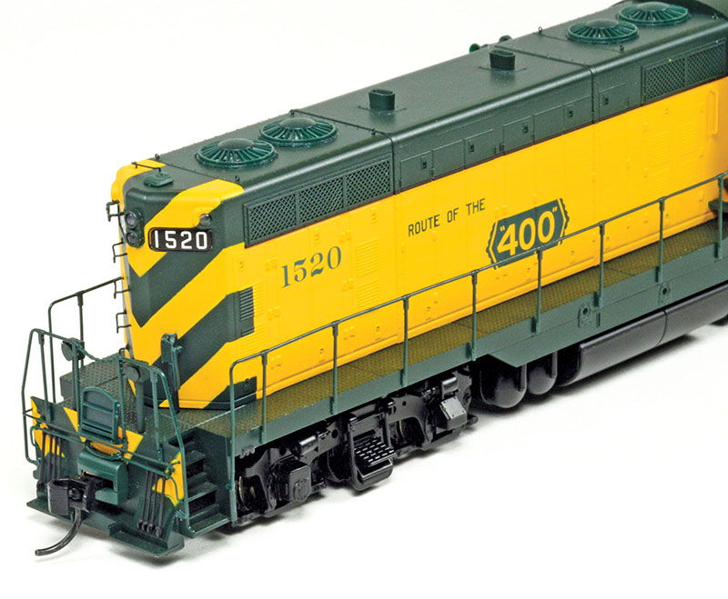 Walthers C&NW GP7