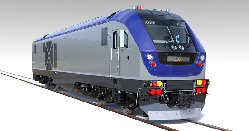 Bachmann announces Siemens Charger Locomotive and S70 Light Rail Vehicle in HO