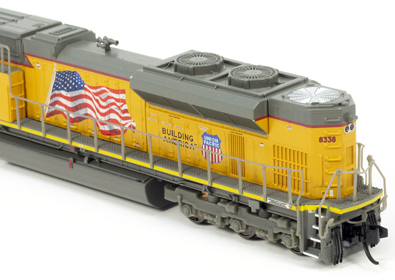 Broadway Limited SD70ACe