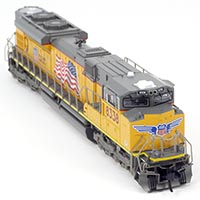 Broadway Limited delivers SD70ACe for N scale