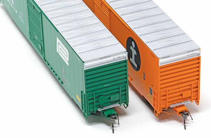 ExactRail's Berwick 7440 Appliance Boxcar in HO Scale