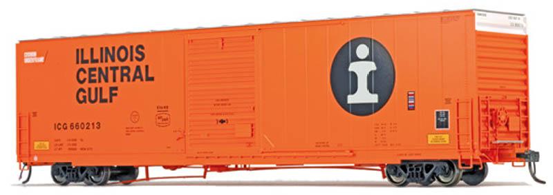 ExactRail Berwick 7440 Boxcar