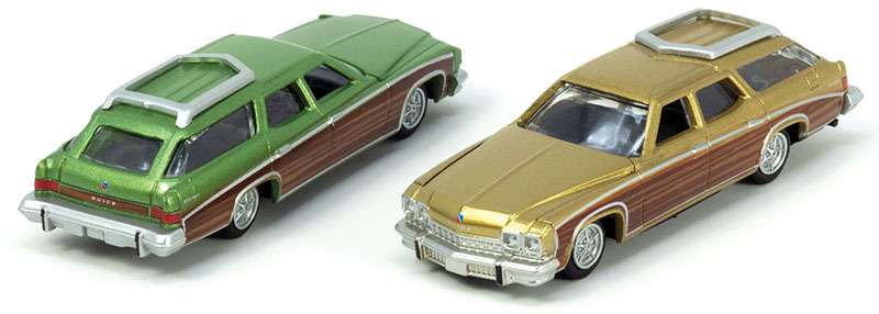 Classic Metal Works 1974 Buick Estate Wagon in HO Scale