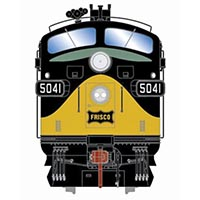 Athearn plans new run for Genesis FP7s in HO Scale