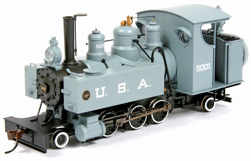 Bachmann Trench Engine
