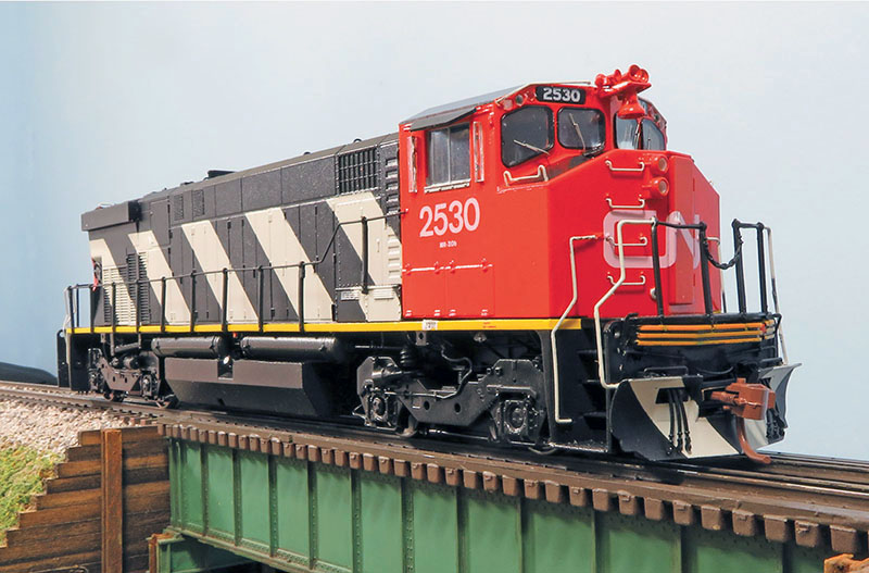 Postcard Campaign Pays Off: MLW M-420 Coming from Rapido Trains