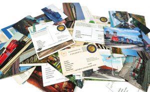 Rapido Postcards