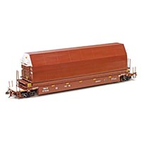 Boeing Skybox car in HO from Spring Creek Model Trains