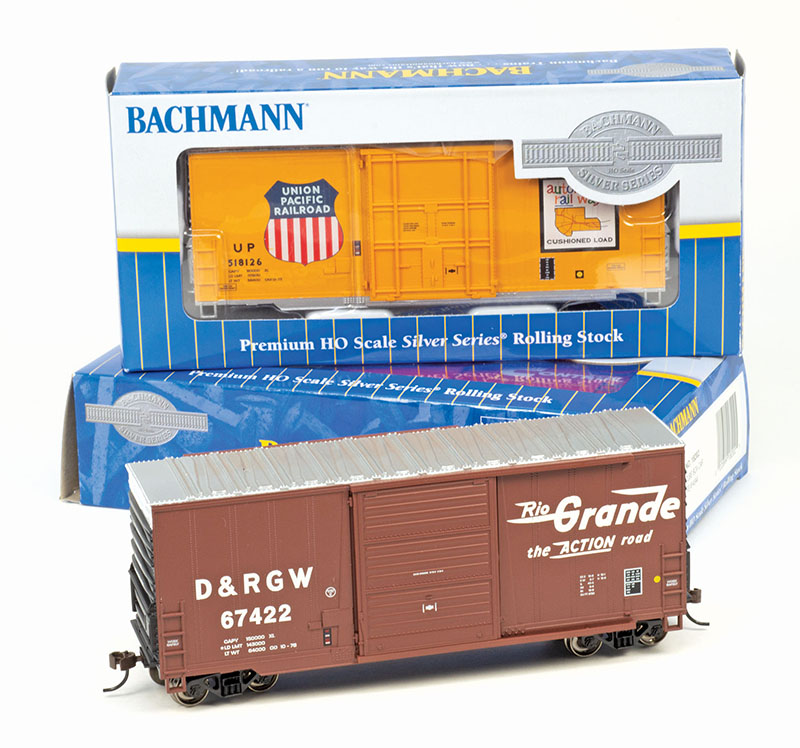 Bachmann delivers new baby High Cube