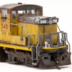 """A """"What If"""" Union Pacific GMD-1A"""