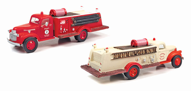 Round 2 Classic Metal Works Vehicles & More for Late 2020