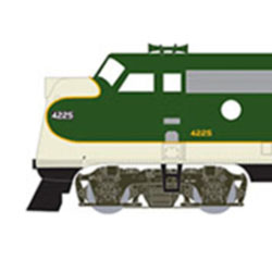 New Run, New Features for Classic HO-scale F7
