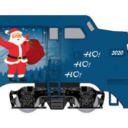 Holiday Releases from Micro-Trains for 2020