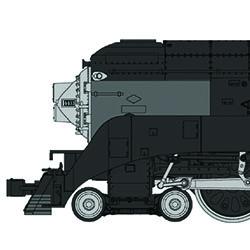 Kato Plans GS-4 Return with SP Postwar Black Scheme