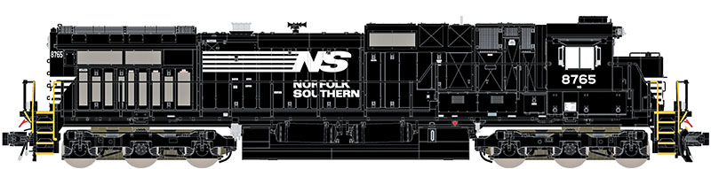"Norfolk Southern ""Top Hat"" coming to N scale"