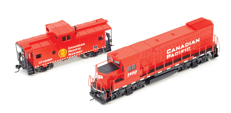 Walthers WiFlyer Express HO-scale train set