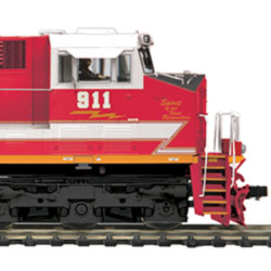 New release for MTH HO Trains ES44s