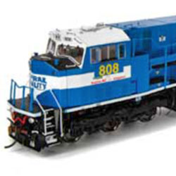 Prototype Profile: EMD SD80MAC
