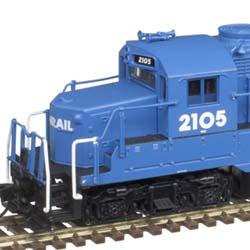 GP20s arrive in N scale from Atlas