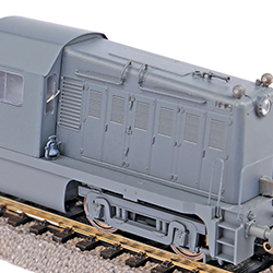 PIKO America announces HO-scale Whitcomb switcher